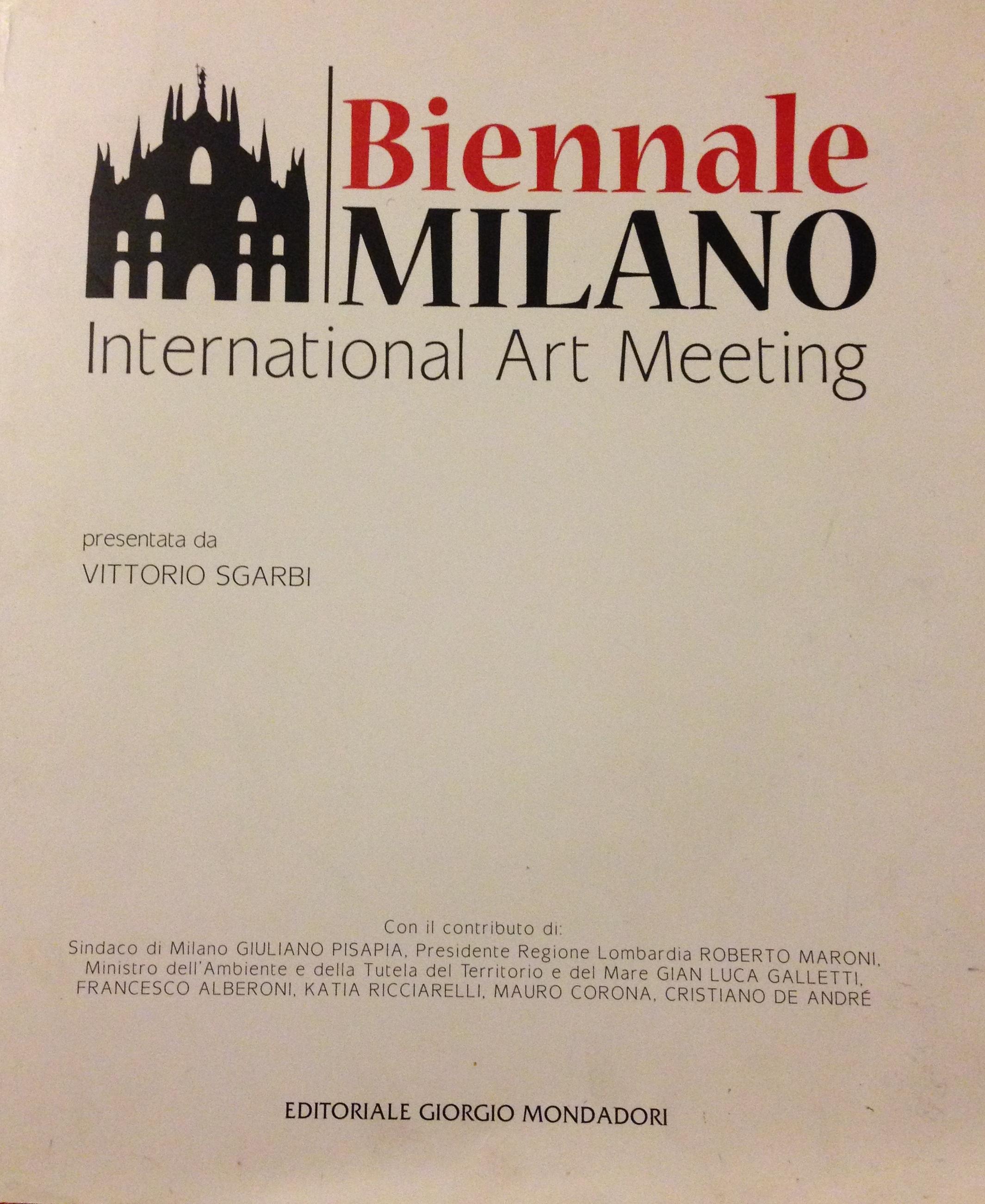 Biennale Milano 2015 - 1