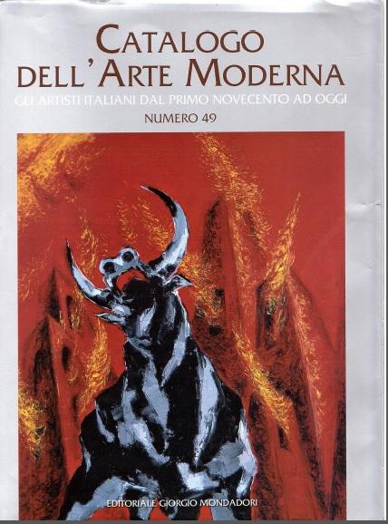 Modern Italian Artist. Number 49, 2014
